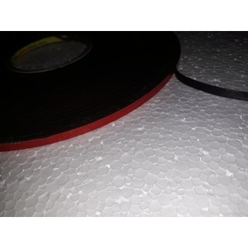 Taśma dwustronna akrylowa 6mm x 66m