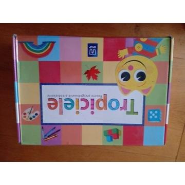 Książki dla przedszkolaka TROPICIELE