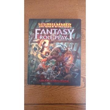 Warhammer Fantasy Roleplay 4 edycja ANG