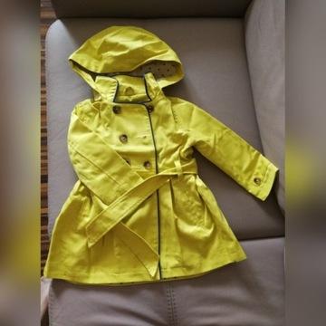 Płaszcz wiosenny dla dziewczynki Cool Club r.92