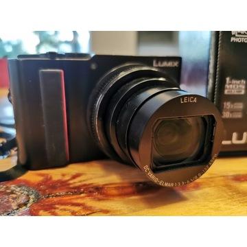 Panasonic Lumix DC-TZ200 aparat kompaktowy czarny