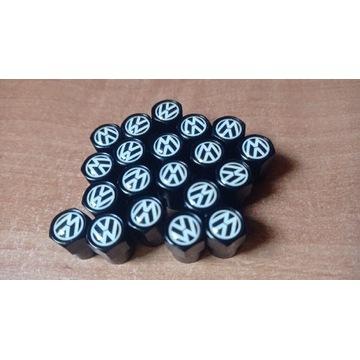 [Nowe] Grzybki na wentyle z logo VW
