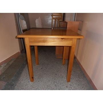 Stół do kuchni plus 2 krzesła