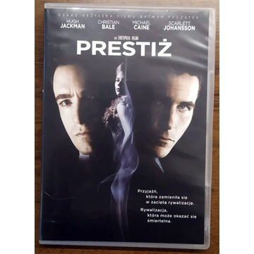 [DVD] PRESTIŻ  PL