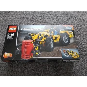 LEGO Technic 42049 Ładowarka górnicza 2w1 NOWA!