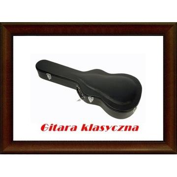 Futerał sztywny twardy na gitarę klasyczną M071