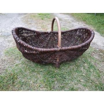 Koszyk wiklinowy - 55 cm