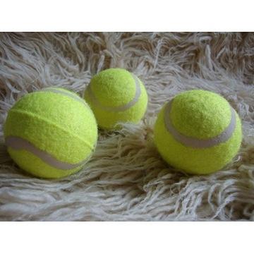 NOWA PIŁKA TENISOWA Piłeczka Tenis Ziemny