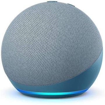 Amazon Echo Dot 4 gen. Alexa Niebieski