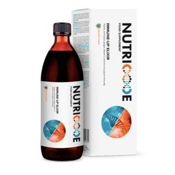 IMMUNE-UP ELIXIR NUTRICODE 480 ML