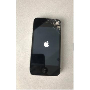 Apple IPhone 4 Czarny Model A1332 8 GB