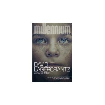 Co nas nie zabije David Lagercrantz