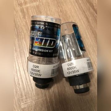 Żarnik Xenon HID D2R 12V35W 2szt