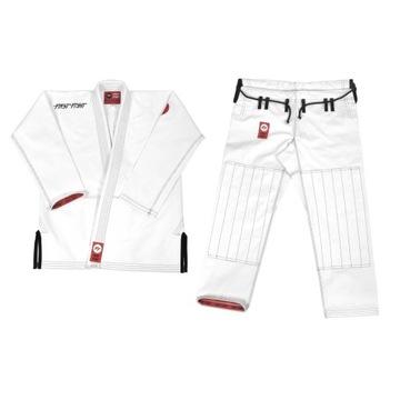 Kimono BJJ GI FIRST Classic Białe