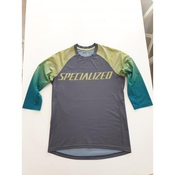 Koszulka rowerowa Specialized Enduro Comp 3/4  S