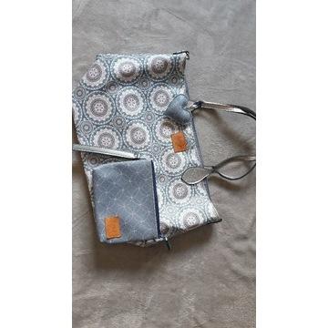 Torba do wózka La Millou Mosaic Grey M