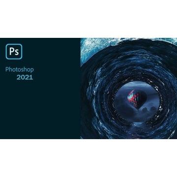Adobe Photoshop 2021 PL - dożywotnio