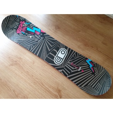 Deska snowboard ROSSIGNOL MINI 121 cm volume shift