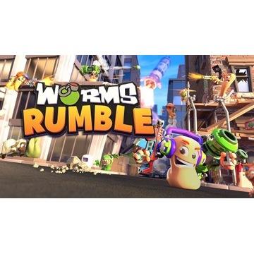 Worms Rumble + Legends Pack DLC PC STEAM KLUCZ