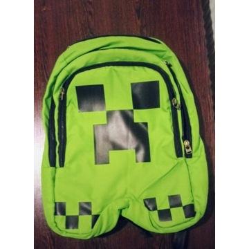 Plecak szkolny Minecraft CREEPER
