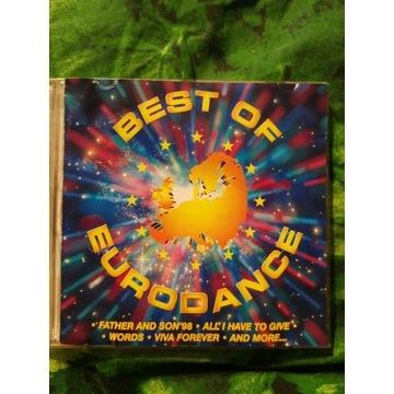 Best of Eurodance cd