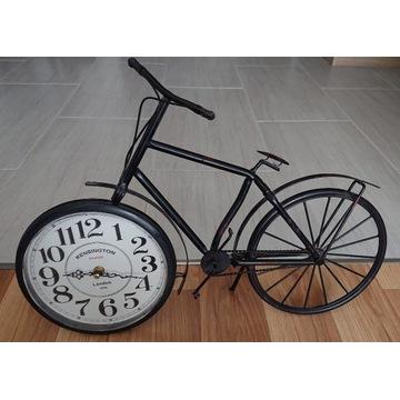 Zegar stojący zegarek rower