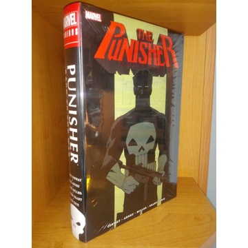 Punisher Back To War Omnibus nowy folia