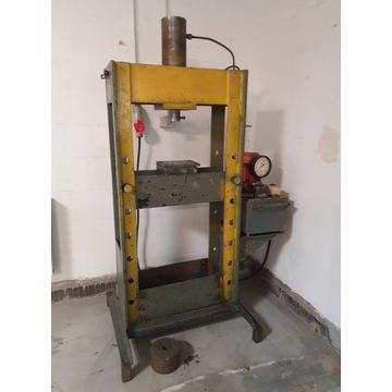 Prasa hydrauliczna warsztatowa