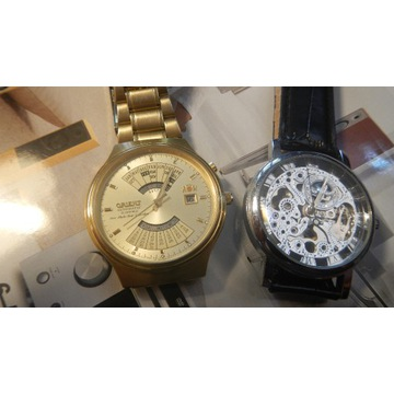 zegarek Orient automatic 21k + gratis nakręcany