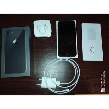 Apple iPhone 8, Space Grey, 64GB