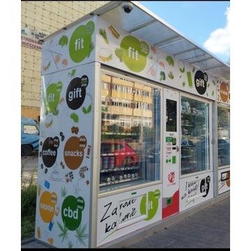 Automat sprzedający vendingowy V11 NOWY zestaw