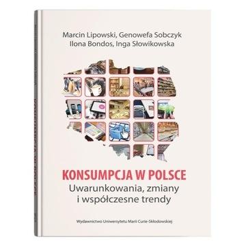 Książka Konsumpcja w Polsce