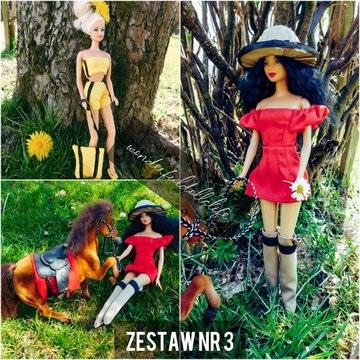 Zestaw dla lalki Barbie DZIEŃ DZIECKA PROMOCJA