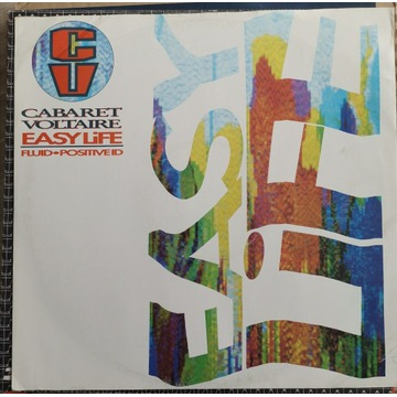 Cabaret Voltaire - Easy Life - Industrial - EBM