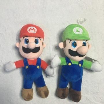 Super Mario Luigi figurki pluszowe Przytulanki