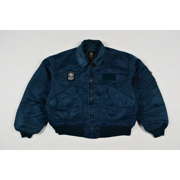 ALPHA INDUSTRIES FLYERS BOMBER JACKET VW XL