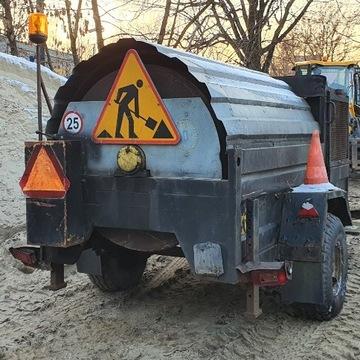 Recykler do asfaltu UPZA-1500