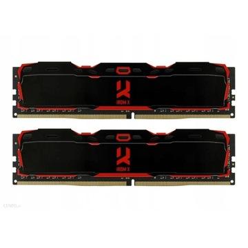 2x GoodRam IRDM X DDR4 8GB 3200MHz