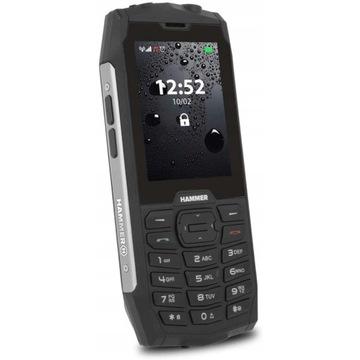 Telefon  myPhone Hammer 64 MB czarny licytacja