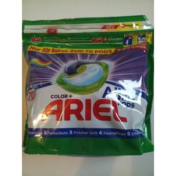 Chemia z Niemiec Ariel kapsułki do prania