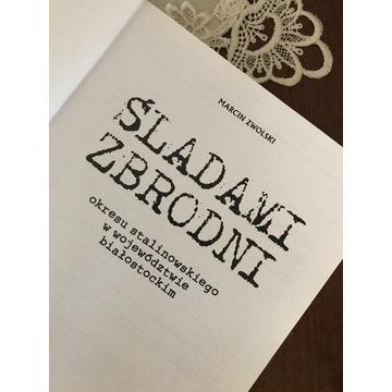 Marcin Zwolski IPN Śladami zbrodni album NOWA
