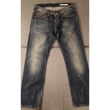 Spodnie BIG STAR L32 W30 vintage przetarcia