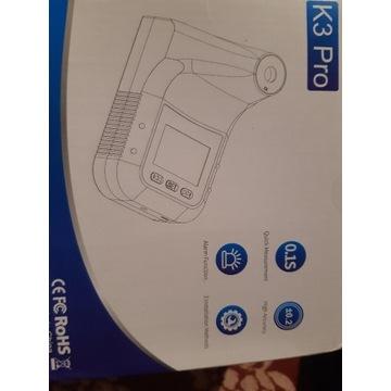 Termometr bezdotykowy K3 Pro bezobsługowy