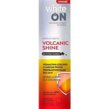 WHITEON Volcanic Shine pasta do zębów 75 ml