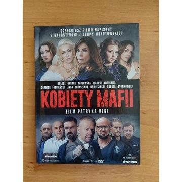Film Kobiety Mafii (DVD booklet)