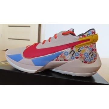buty do koszykówki NIKE ZOOM FREAK 2 nowe roz 44