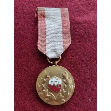 Odznaka honorowa Zasłużony Pracownik Państwowy PRL