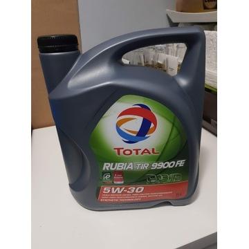 Olej Total Rubia Tir 9900 FE 5w30 5l nowy