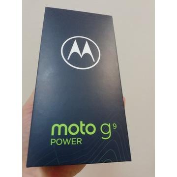NOWA Motorola G9 POWER komplet