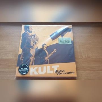 KULT - KULT SALON RECREATIVO - 4LP BLACK VINYL